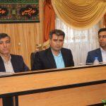 اسماعیل منصوری بخش دار مرکزی فراشبند شد