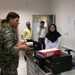 تاکید رییس شبکه بهداشت و درمان فراشبند بر حفظ روحیه جهادی و معنوی در کارکنان حوزه سلامت