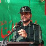 فرمانده سپاه فراشبند برنامه های هفته دفاع مقدس را تشریح کرد