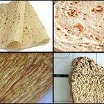 نرخ جدید انواع نان در شهرستان فراشبند اعلام شد