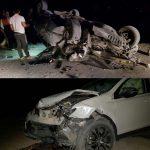 جاده جدید فراشبند فیروزآباد بار دیگر حادثه آفرید