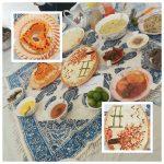 برپایی جشنواره غذای سالم به مناسبت هفته جهانی قلب در نوجین