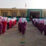 بزرگداشت روز جهانی مبارزه با پوکی استخوان در مدرسه عصمتیه نوجین فراشبند