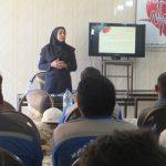 برگزاری کارگاه آموزشی پیشگیری از اعتیاد ویژه کارگران شرکت معدنی و فرآوری سرمه