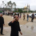 آسمان فراشبند هم در عزای پیامبر رحمت و سبط اکبرش گریست+ تصاویر