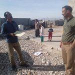 آغاز طرح سرشماری بهداشتی و درمانی جمعیت عشایری در منطقه دولت آباد فراشبند
