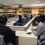 برگزاری نشست عفاف و حجاب در شبکه بهداشت و درمان فراشبند