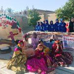 برگزاری جشنواره غذای سالم با محوریت اهمیت مصرف نمک یددار تصفیه شده در مدارس فراشبند
