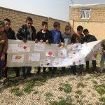در روستای حسین آباد فراشبند تاکید شد: با ورزش به جنگ سرطان برویم
