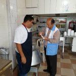 تاکید بهداشت محیط فراشبند بر لزوم استفاده از ظروف گیاهی در آش فروشی ها