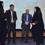 تجلیل از خواهر نخستین شهید مدافع حرم در شهرستان فراشبند به عنوان پرستار نمونه استان فارس