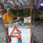 پیرمرد۶۵ساله فراشبندی که تامین روزی حلال را بزرگترین آرزوی زندگی اش می داند