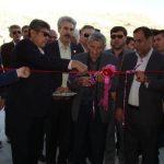 افتتاح فاز اول سردخانه ۲۰۰۰تنی فراشبند همزمان با ششمین روز ایام الله دهه فجر