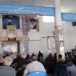 خطیب نماز جمعه فراشبند: شاه ملعون برای ریاست چهار روزه دنیای زودگذر، شرافت و حیثیت ملت ایران را به حراج گذاشت