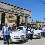 آغاز طرح بسیج سلامت نوروزی در شهرستان فراشبند