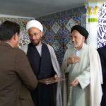 تجلیل مدیر کل منابع طبیعی و آبخیزداری فارس از امام جمعه فراشبند