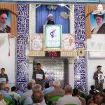 خطیب نماز جمعه فراشبند: همه ملت ایران، سپاهی هستند