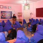 در مدرسه «بی بی رقیه» فراشبند تاکید شد: تأمین سلامت عمومی و فردی جامعه در گرو توجه به نشانگرهای رنگی تغذیهای
