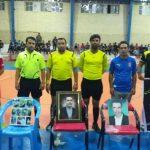 مسابقات جام فوتسال رمضان فراشبند آغاز شد