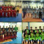 چهار تیم برتر مسابقات جام فوتسال رمضان فراشبند مشخص شدند+عکس
