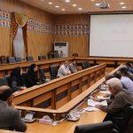 تاکید بر تلاش همه جانبه برای تحقق اهداف بسیج ملی کنترل فشارخون در نشست شورای بهداشتی شهرستان فراشبند