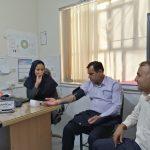 فرماندار شهرستان فراشبند به کمپین بسیج ملی کنترل فشارخون پیوست