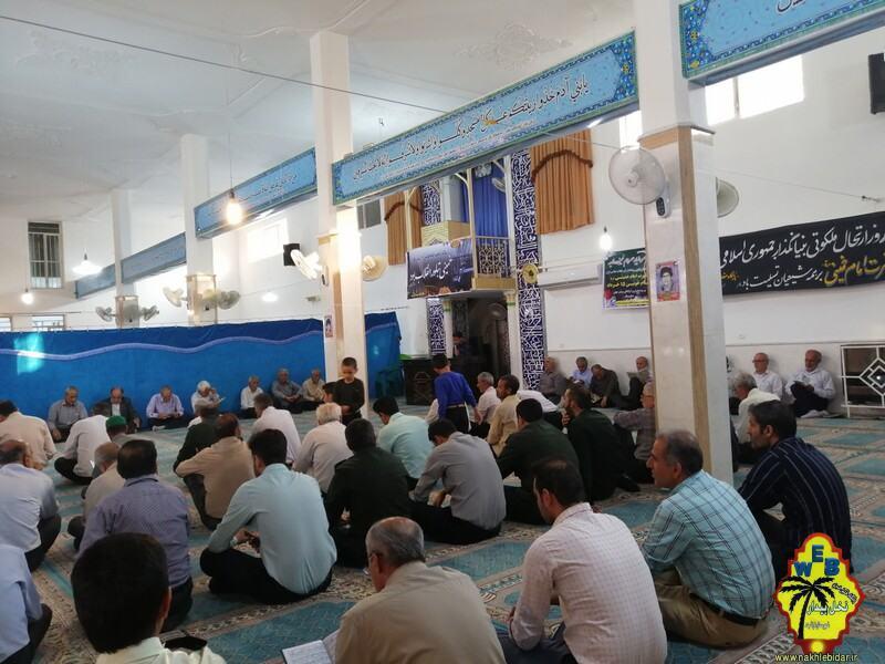 برگزاری مراسم بزرگداشت سیامین سالگرد ارتحال امام (ره) در فراشبند+تصاویر