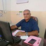 مصاحبه با ابراهیم اکبری رییس هیات فوتبال شهرستان فراشبند