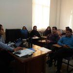 برگزاری کارگاه آموزشی کارآفرینی ویژه شرکت های تعاونی شهرستان فراشبند