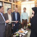 رئیس جدید بنیاد شهید و امور ایثارگران شهرستان فراشبند منصوب شد