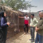 بازرسی هسته نظارت شهرستان فراشبند از ۱۰ طرح برخوردار از تسهیلات پایدار روستایی