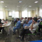 برگزاری کارگاه آموزشی پیشگیری از آسیب های اجتماعی و اعتیاد در ایستگاه تقویت فشار گاز بعثت و پالایشگاه گاز شهرستان فراشبند