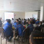 برگزاری کارگاه آموزشی بازرسی و ایمنی معدن ویژه شاغلان معدن سرب و روی کوه سرمه