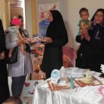 جشنواره ترویج تغذیه با شیر مادر و ترويج زایمان طبیعی در «نوجین» فراشبند
