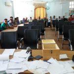 تشکیل نخستین انجمن صنفی کارگری رانندگان حمل و نقل کالا در شهرستان فراشبند
