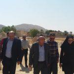 سفر کامیاب مدیر کل ورزش و جوانان فارس به فراشبند