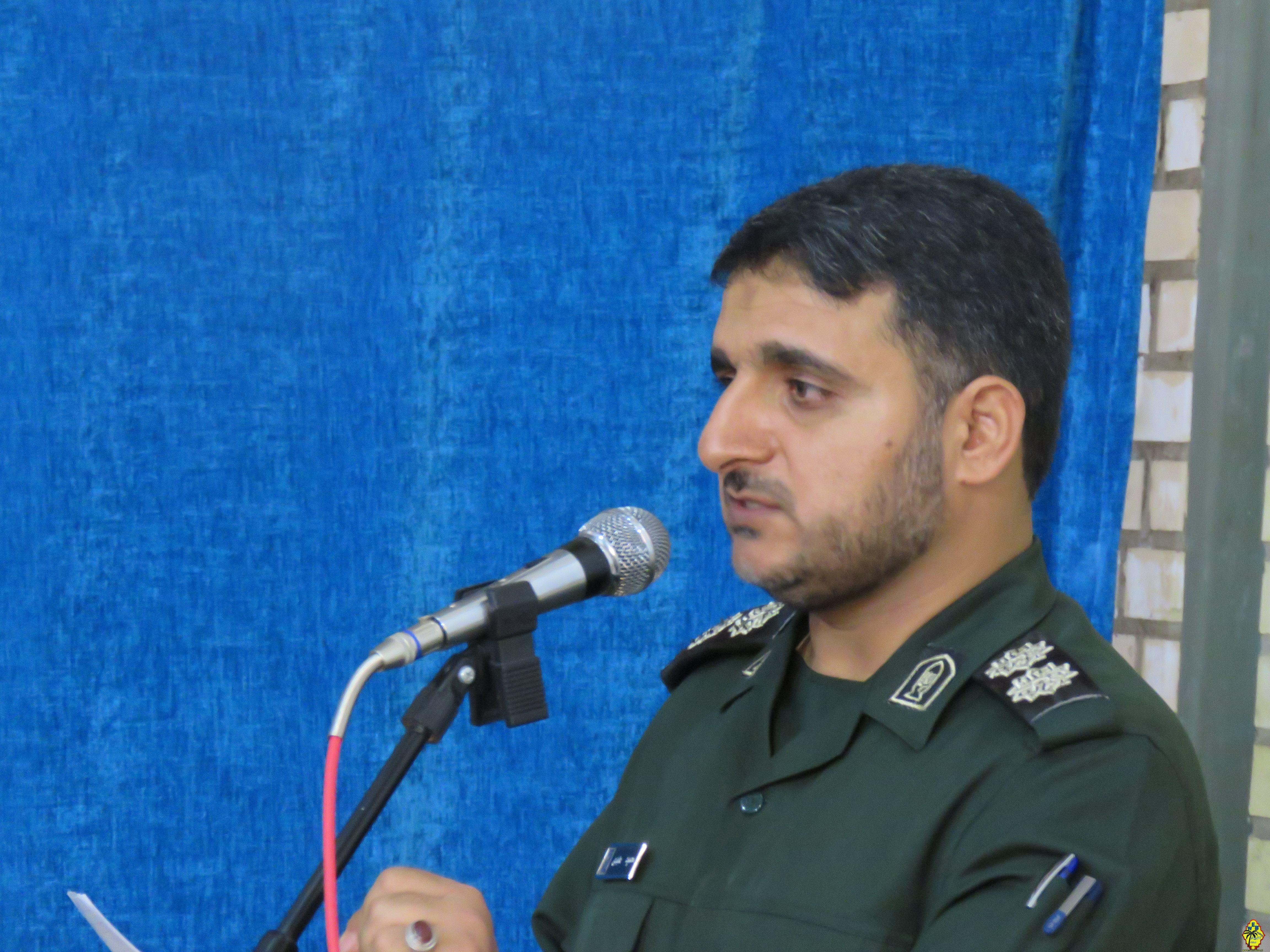 کسب عنوان موفق ترین رده سپاه استانی توسط ناحیه مقاومت بسیج سپاه فراشبند در هفتمین جشنواره مالک اشتر