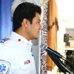 رییس اورژانس ۱۱۵شهرستان فراشبند در مراسم نماز جمعه فراشبند: تکنسین های اورژانس، جهادگران خط مقدم جبهه درمان