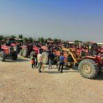 با هدف جلوگیری از قاچاق سوخت؛ طرح «پایش ماشین آلات کشاورزی» در شهرستان فراشبند انجام شد