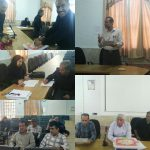 برگزاری مجمع عمومی عادی شرکت تعاونی مصرف فرهنگیان شهرستان فراشبند