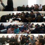 برگزاری پودمان آموزشی مدیریت در تعاونی ویژه شرکت تعاونی های شهرستان فراشبند