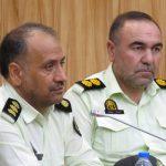 سرهنگ برومندی فرمانده انتظامی شهرستان فراشبند شد