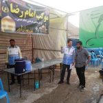 موکب های مسیر پیاده روی اربعین حسینی در فراشبند زیر ذره بین بازرسان بهداشت محیط