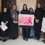 اجرای طرح ملی سنجش ساختار قامتی و غربالگری دو سرطان شایع در زنان روستایی«نوجین» فراشبند