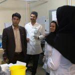 بازدید سرزده تیم معاونت بهداشتی دانشگاه علوم پزشکی شیراز از مرکز شبانه روزی خدمات جامع سلامت «نوجین» فراشبند