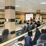 برگزاری کارگاه آموزشی ارتقای سواد رسانه در شبکه بهداشت و درمان فراشبند به مناسبت هفته بسیج