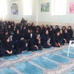 برگزاری کارگاه پیشگیری، خود آزمایی و تشخیص سرطان پستان در دبیرستان دخترانه خدیجه کبری(س) فراشبند