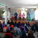 آشنایی دانش آموزان مدرسه شبانه روزی شهید «مفتح» فراشبند با مونو کسید کربن و راهکارهای پیشگیری از مسمومیت با این گاز