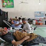 اقدام نیکوی مردم فراشبند با اهدای ۱۱۰ هزار سی سی خون + تصاویر