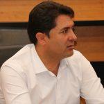 محسن قشقائی رئیس اتاق اصناف فراشبند شد
